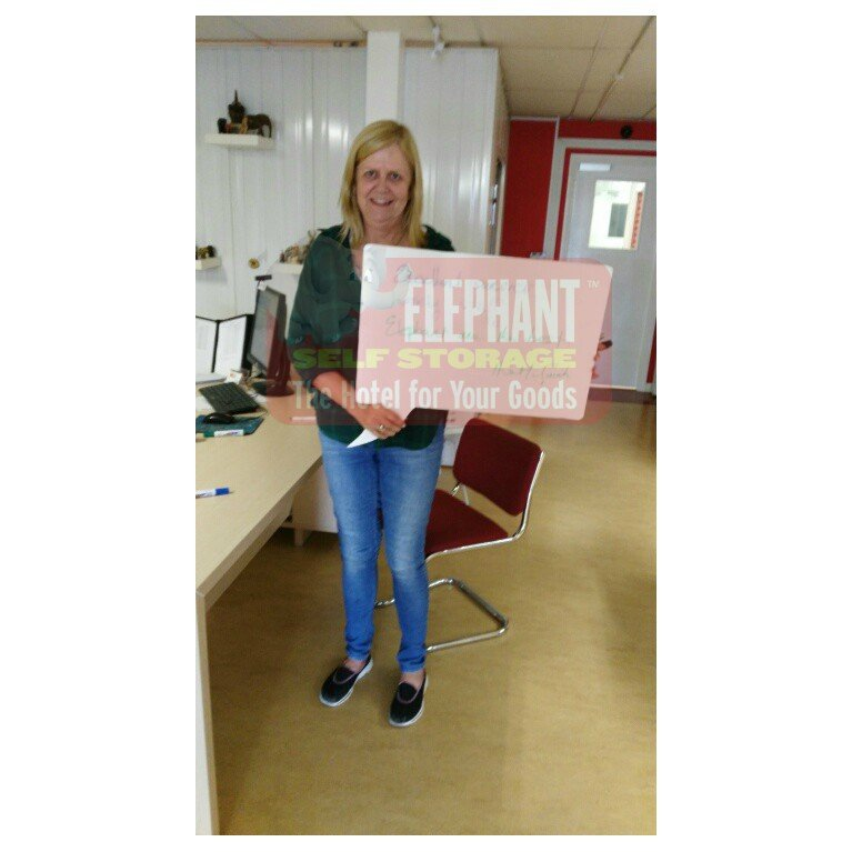 "Elephant Self Storage Customers Say ""Elephant Are The Best!"