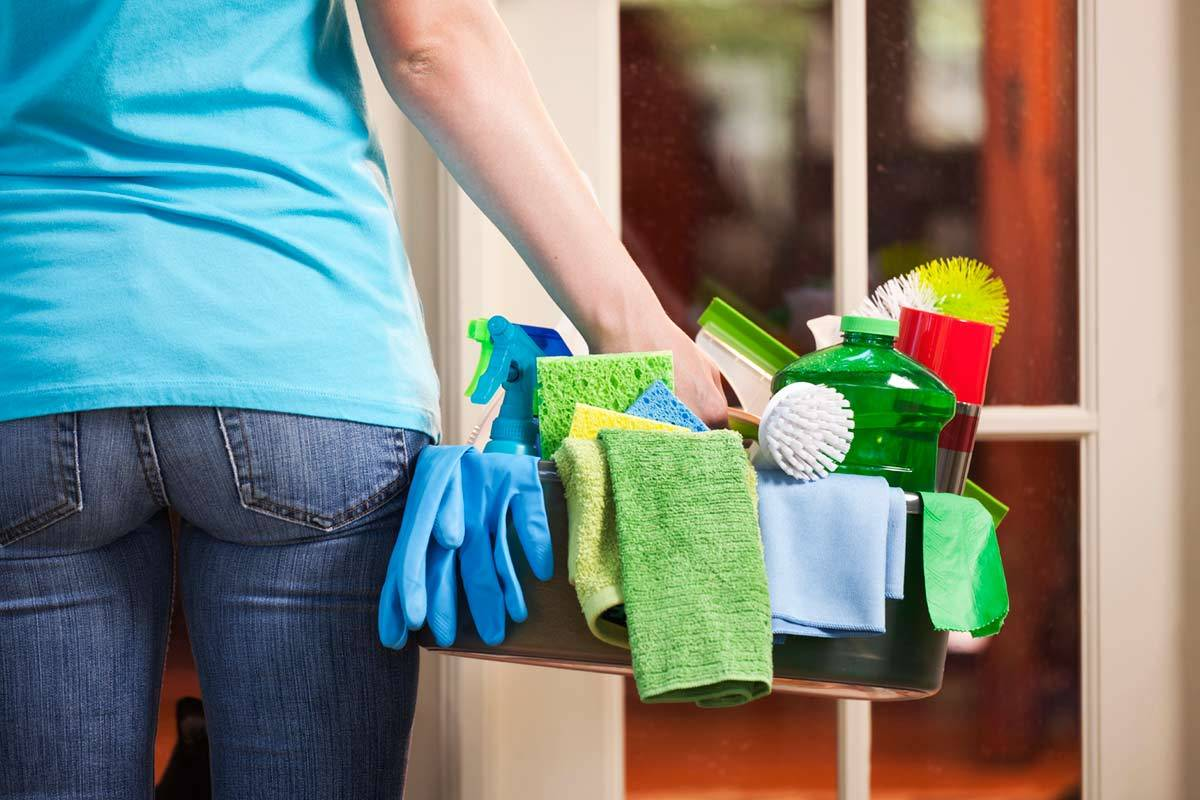 18. Top Tip Cleaning