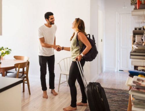 How Self Storage helps you to AirBnB your home.