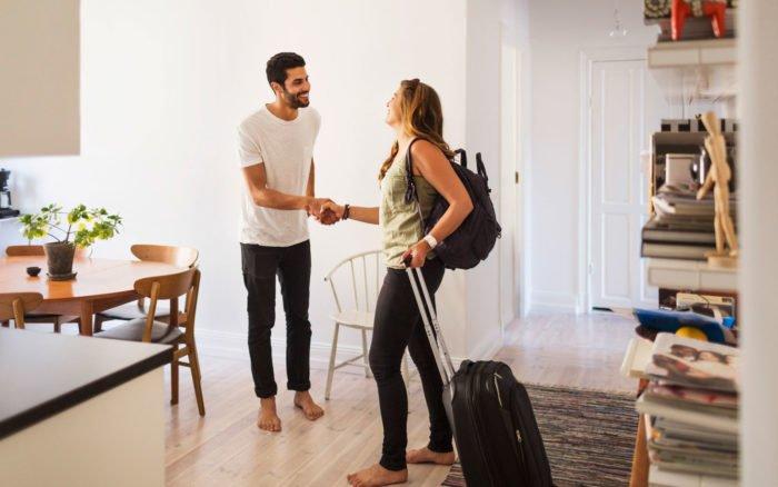 Storage, Airbnb,