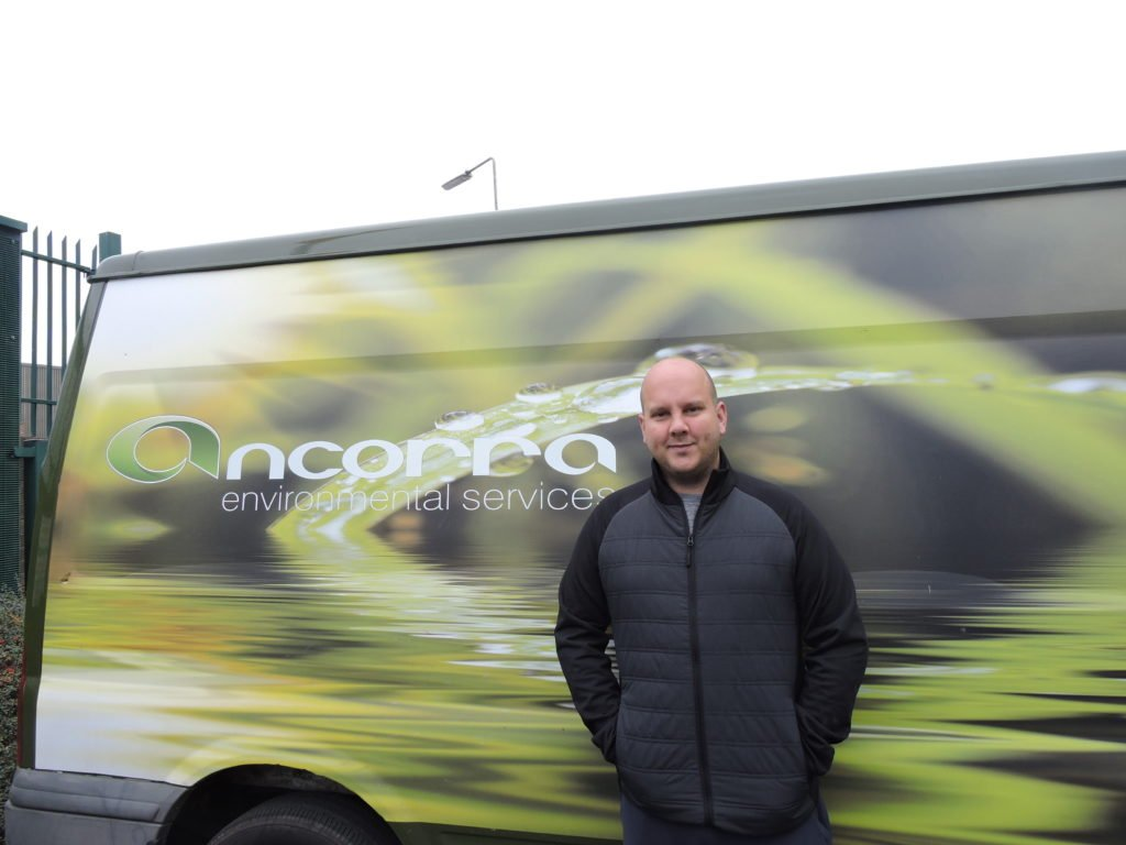 Ancorra Environmental Services a big move from the UK to Irish Soil
