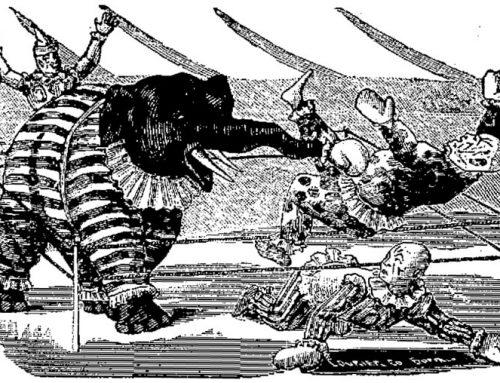Elephant Self Storage, Elephant of the month, John L. Sullivan