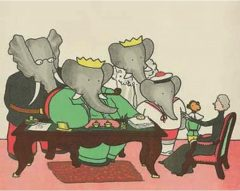 Babar remains to be a massive part of pop culture and has grown up with many different generations.
