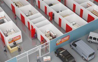 Image: what is self storage elephant self storage dublin