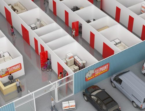 What is self storage? Elephant Self Storage Dublin