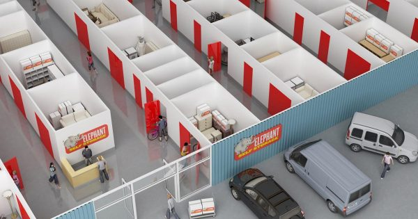 Image: what is self storage elephant self storage dublin