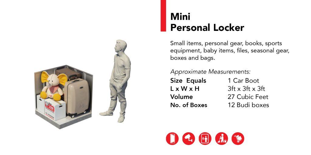 Little Elephant Mini Storage