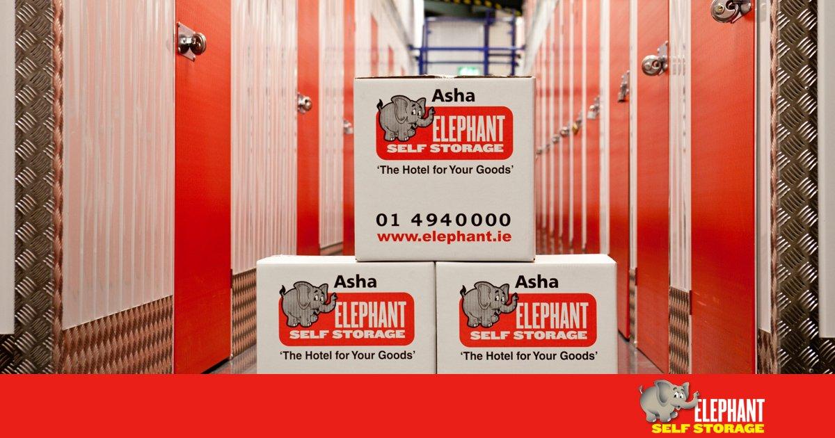 elephant blog self business storage