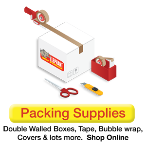 Self Storage Dublin Packing Supplies Widget