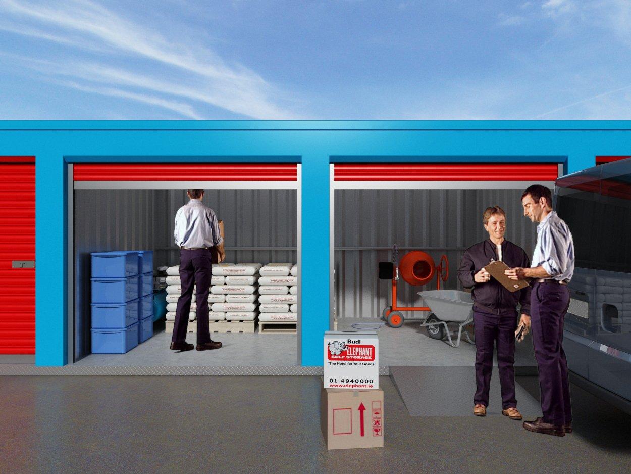 170sqft 24/7 self storage units