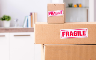 How To Pack Up Your Fragile Items
