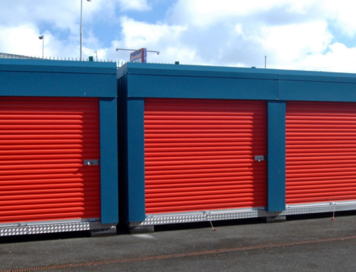 Commercial Business Storage Units