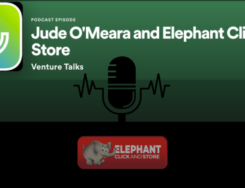 Venture Talks Podcast: An Interview With Jude O'Meara