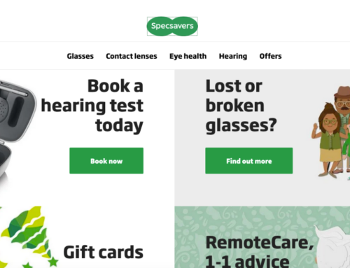 Case Study: Specsavers And Offsite Storage