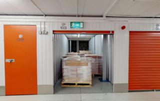 Short Term Business Storage