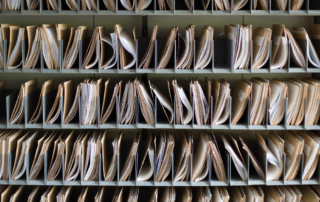 Why Outsource Storage For Business Files